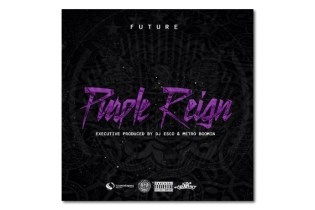 Future's 'Purple Reign' Mixtape is Here