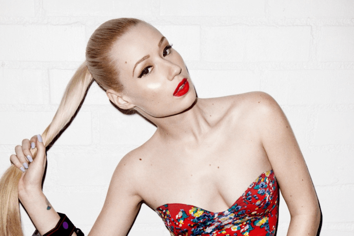 "Iggy Azalea Makes Her Return With New Single, ""Azillion"""