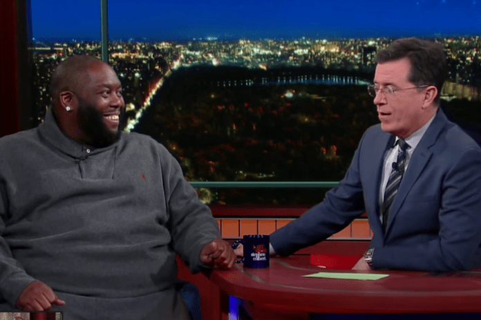 Killer Mike Discusses Race and Bernie Sanders on Stephen Colbert