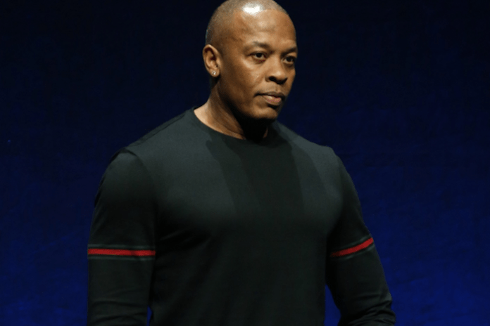 """Dr. Dre Shares New Track, """"Back to Business"""""""