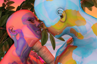 """Love Is Trippy in Animal Collective's New Video for """"FloriDada"""""""