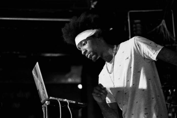 "Sonny Digital Raps Over His Own Beat on ""Watch Out"""