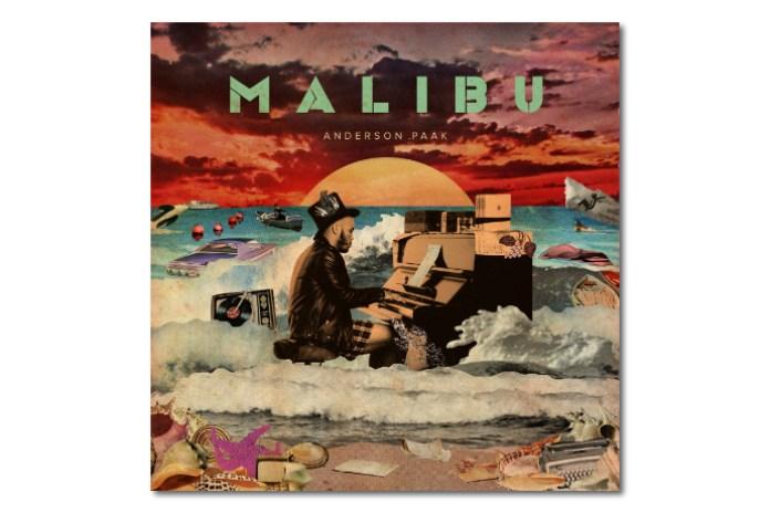 Stream Anderson .Paak's New Album 'Malibu'