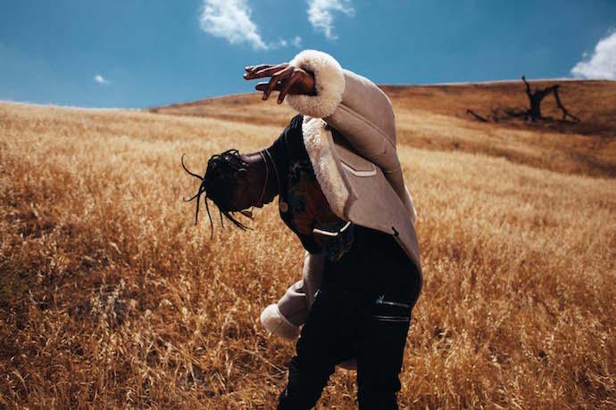 """Travis Scott Remixes Madeintyo's """"Uber Everywhere"""""""