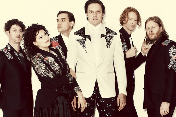 arcade fire 2016 shows