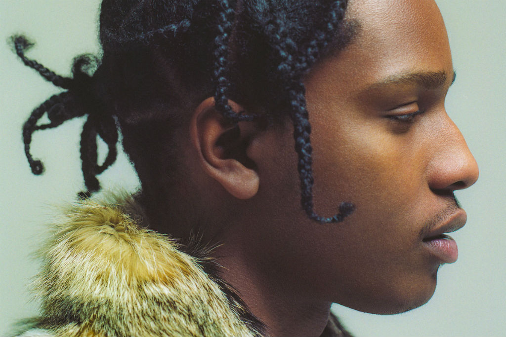 """A$AP Rocky Freestyles Over Drake's """"Wu-Tang Forever,"""" Releases """"Yamborghini High"""" featuring A$AP Ferg and A$AP Nast"""