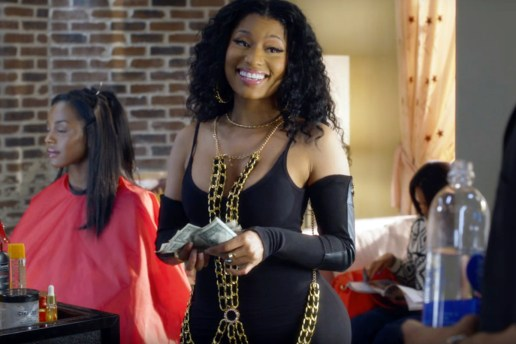 Nicki Minaj, Ice Cube & Common Appear in New 'Barbershop: The Next Cut' Trailer