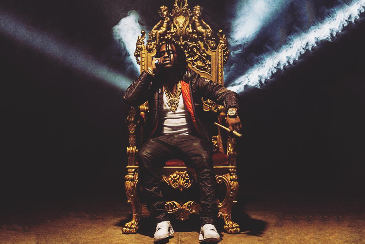 chief keef shares new song untrustworthy