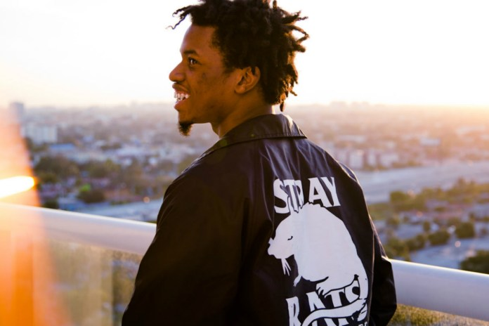 """Denzel Curry Shares """"Flying Nimbus"""" Video"""