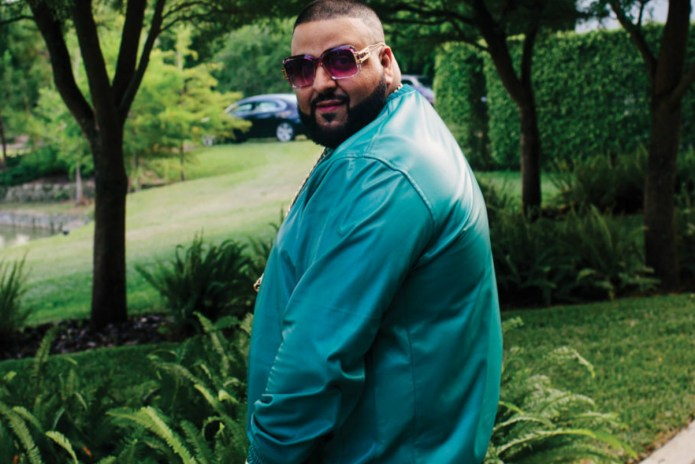 DJ Khaled Was the Principal of a Middle School for a Day