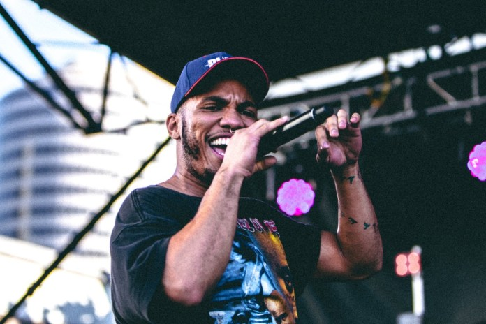 Introducing Dr. Dre & Aftermath's New Prospect, Anderson .Paak