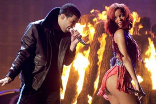 "Are Drake & Rihanna Collaborating On A New Song Called ""Work?"""