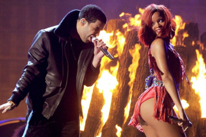 """Are Drake & Rihanna Collaborating On A New Song Called """"Work?"""""""