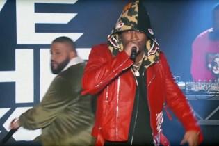 Future & DJ Khaled Perform Medley on 'Jimmy Kimmel Live!'