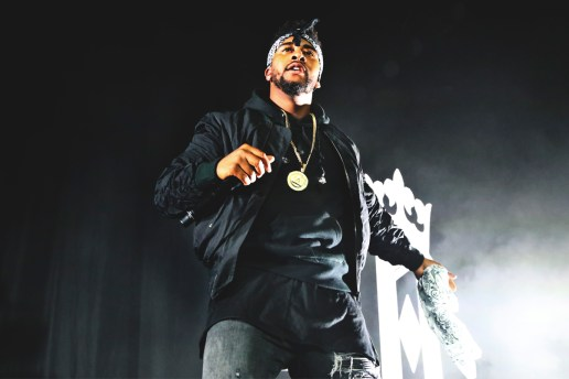 """Omarion & Ghostface Link for New Song """"I Ain't Even Done"""""""