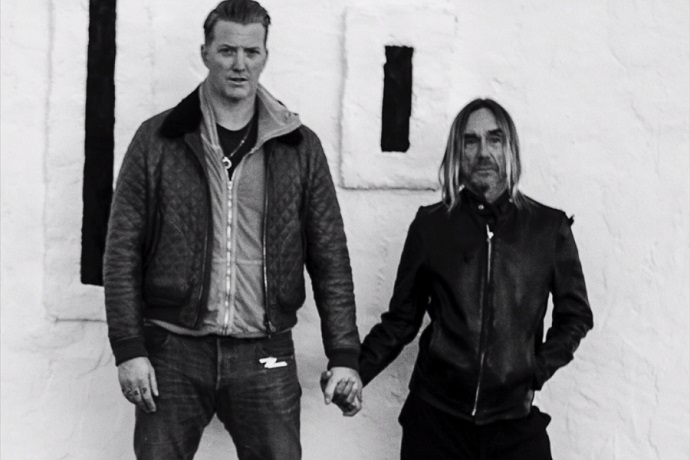 "Iggy Pop & Josh Homme Share New Single ""Break Into Your Heart"""