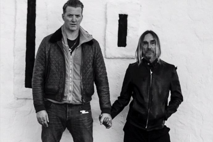 "Iggy Pop & Josh Homme Share New Single ""Break Into Your Heart"""