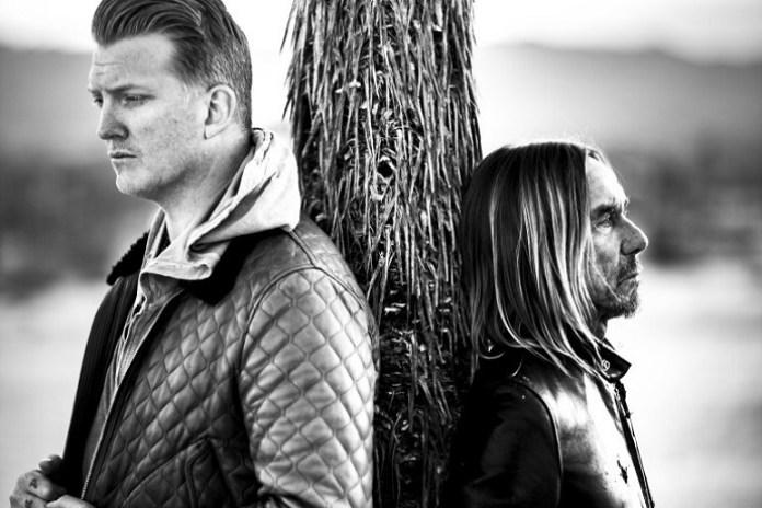 Iggy Pop & Josh Homme Announce Joint Tour