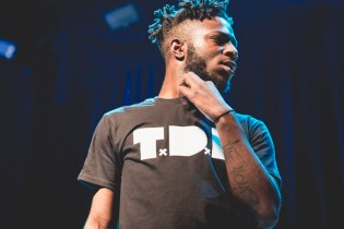 "Isaiah Rashad Returns with New Single ""Smile"""