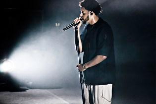 Stream J. Cole's 'Forest Hills Drive Live' Album