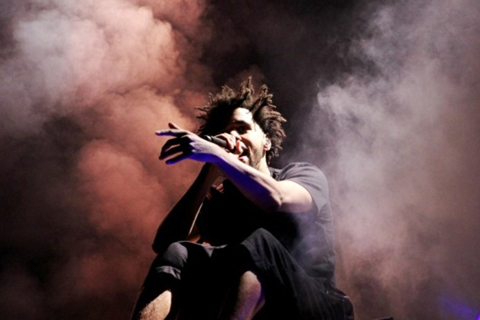 "J. Cole Shares ""Love Yourz"" Live Video"