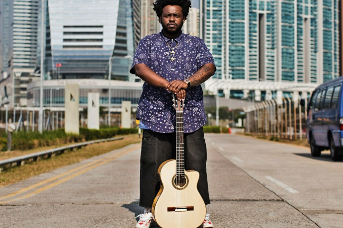 "James Fauntleroy Wants You to ""F*c Shi Tup"""