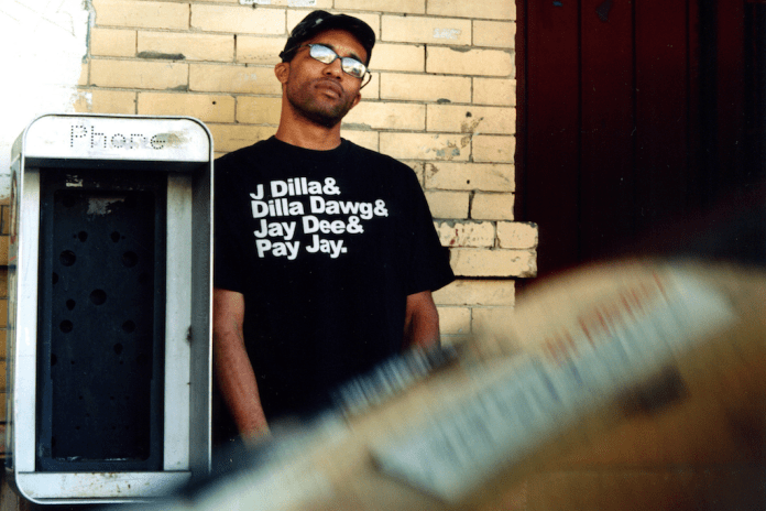 J Dilla's Discography Gets a Mix by J. Rocc