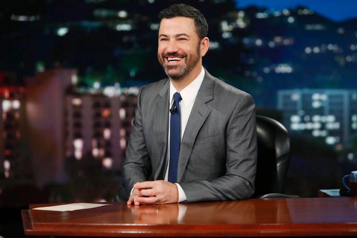 Jimmy Kimmel Weighs in on Kanye/Wiz Twitter Beef