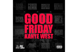 Here Are Kanye West's G.O.O.D Friday Songs...So Far