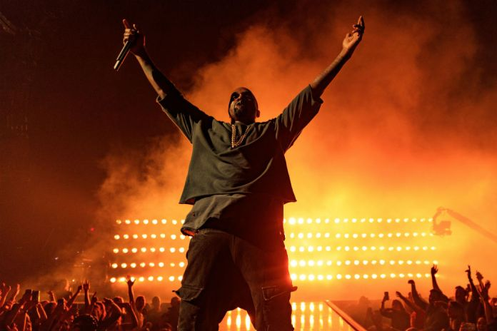 """Kanye West Unveils """"No More Parties In LA"""" Artwork, Says It Drops """"Very Very Extremely Soon"""""""