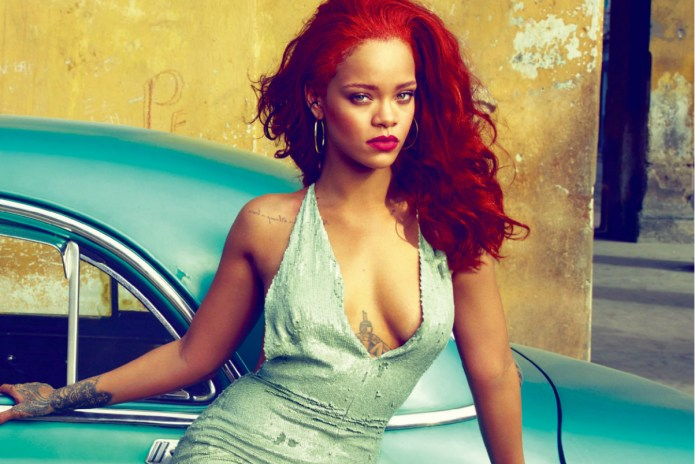 Kanye West Is Not Executive Producer for Rihanna's 'Anti'