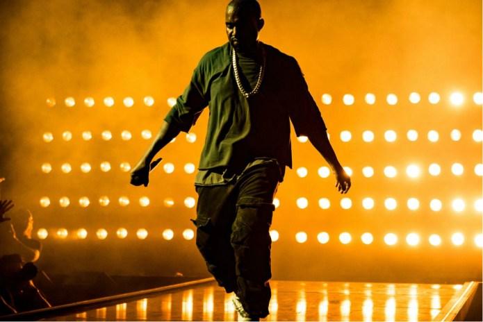 Kanye West Changes 'SWISH' Album Title