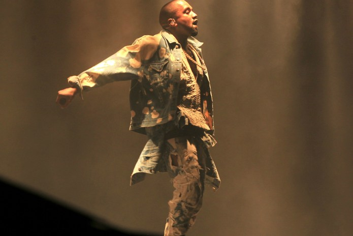 Kanye West Reveals 'SWISH' Tracklist