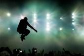 Kanye West Wears Yeezy Season 3 Jacket