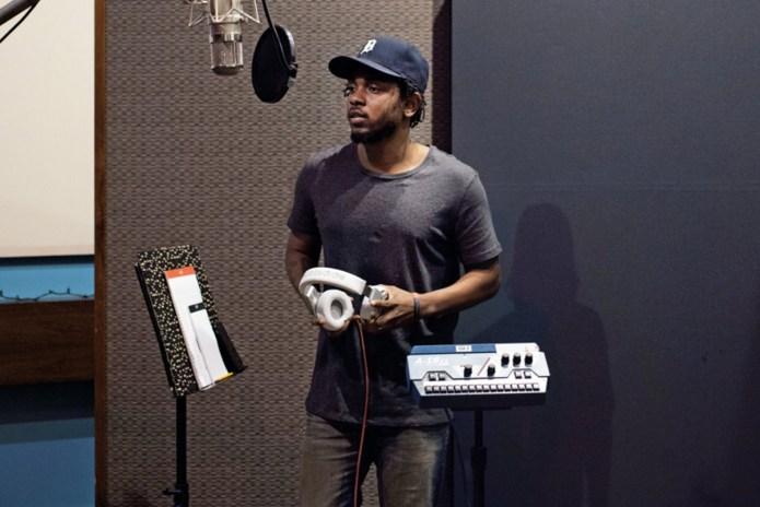 Kendrick Lamar Reveals His Favorite Rap Music of 2015
