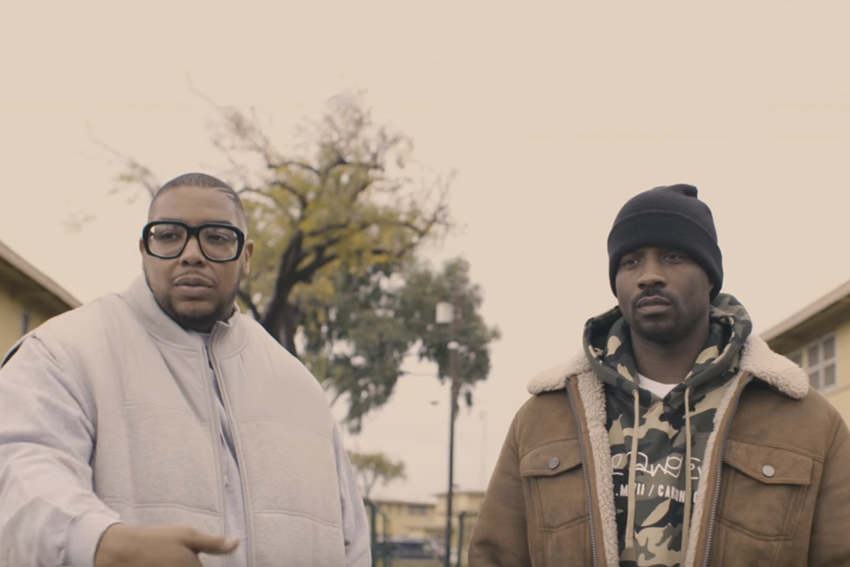 """Kendrick Lamar Shares """"Project Hero"""" featuring Jay Rock & Glasses Malone"""