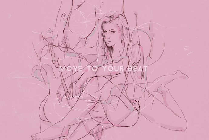"""Mac Miller's Newest Signee, Njomza Shares New Single """"Move To Your Beat"""""""