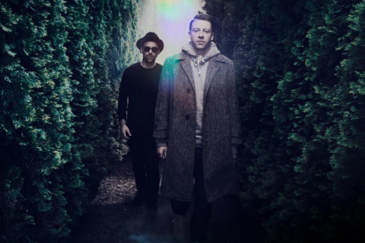 "Macklemore & Ryan Lewis Share New Song, ""White Privilege II"""