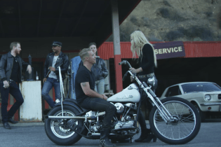 "Diplo Gets His James Dean on in New Major Lazer Video for ""Be Together"""