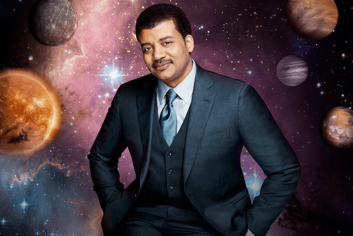 """Astrophysicist Neil DeGrasse Tyson Responds With B.o.B. Diss Track """"Flat to Fact"""""""