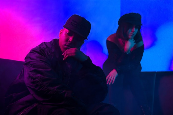 """Nite Jewel & Droop-E Unite as AMTHST, Announce Joint Album & Drop New Single """"Thug Passion"""""""