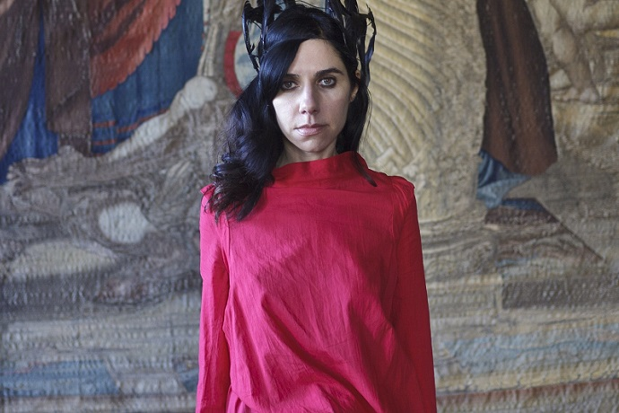 PJ Harvey's New Single is Coming Very Soon