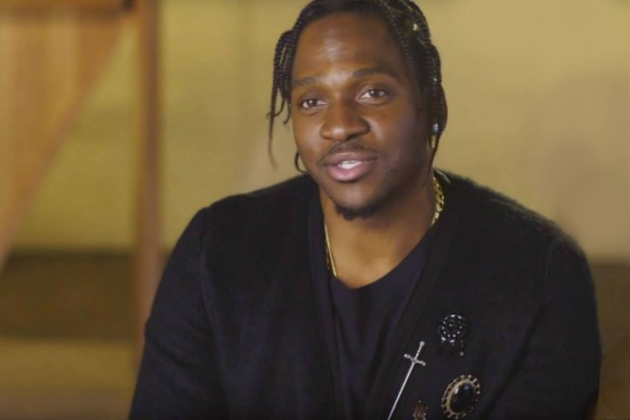 Watch Pusha T's Autobiography