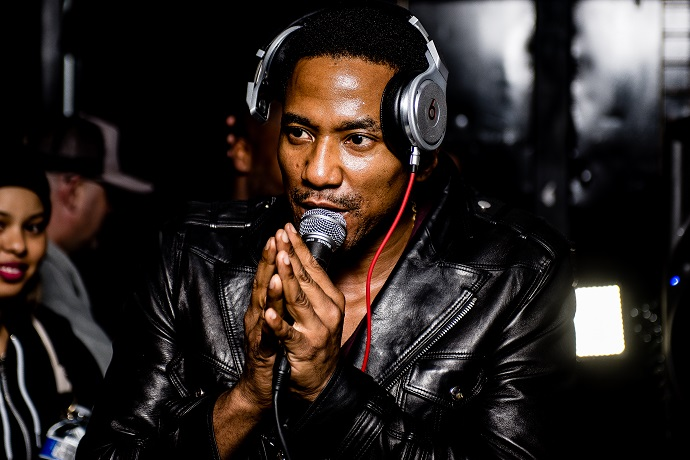 q tip connects with cousin consequence for no matter what