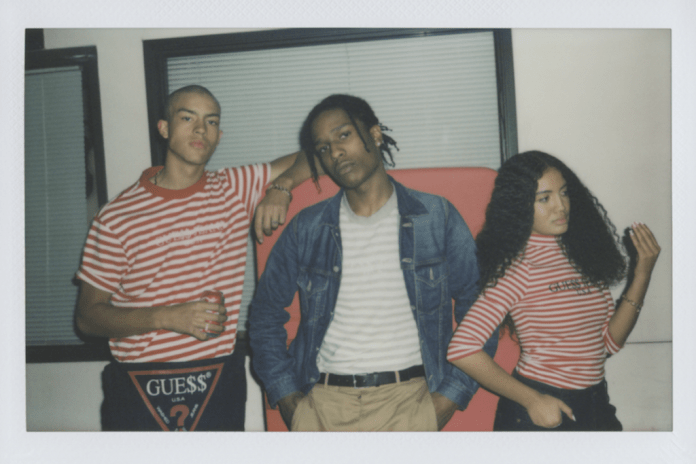 Reclaim Your Love: A Preview of the GUESS Originals x A$AP Rocky Collection Presented by HBTV