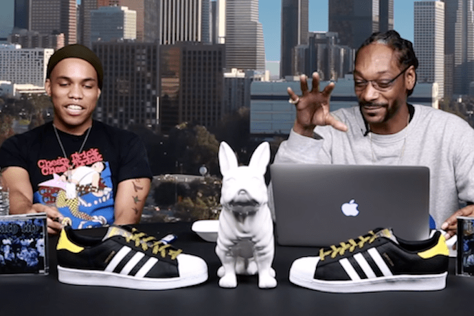 Watch Anderson .Paak Chop It up Snoop Dogg on 'GGN'