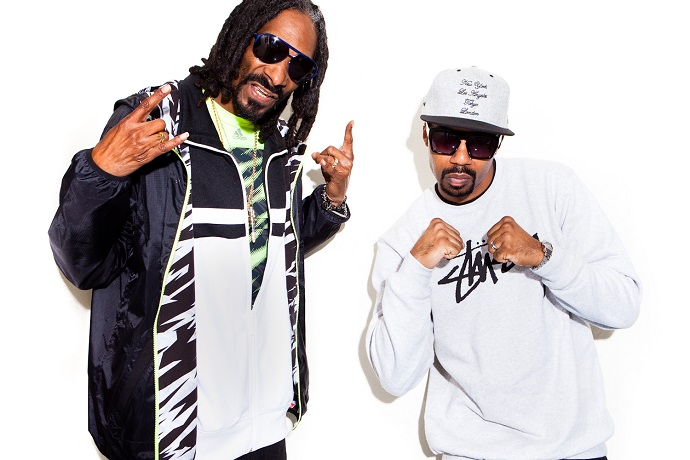 "Snoop Dogg, Daz Dillinger, Kurupt & Dam-Funk Deliver Knowledge for ""N My Lyfe Tyme"""