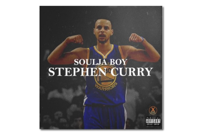 "Listen to Soulja Boy's New Song Dedicated to ""Stephen Curry"""