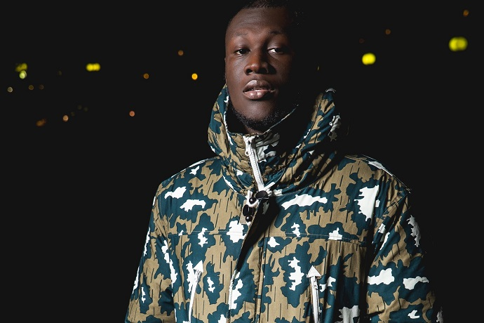 """Stormzy Joins Ice Cube & Kevin Hart for """"Rap Off"""""""