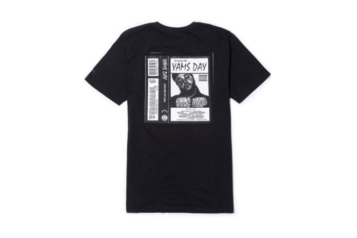 "Stussy Pays Tribute to A$AP Yams with ""YamsDay"" T-Shirt"